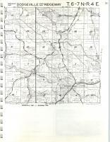 Map Image 022, Iowa County 1971